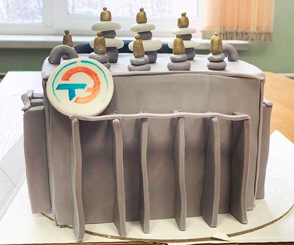 День рождение компании Трансэнерго
